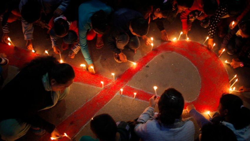 Nepal AIDS Day