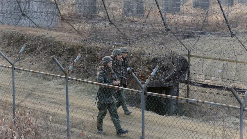 APTOPIX South Korea North Korea Nuclear