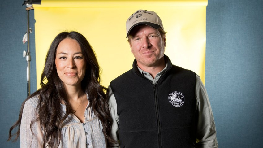 Chip and Joanna Gaines Portrait Session