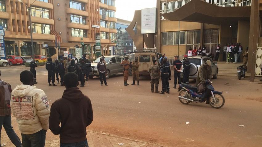 Burkina Faso Hotel Attack