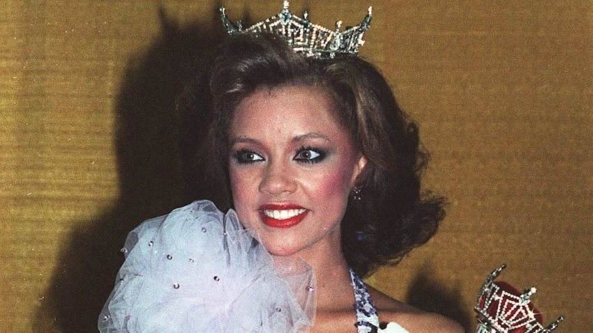 Vanessa Williams on Returning to Miss America After