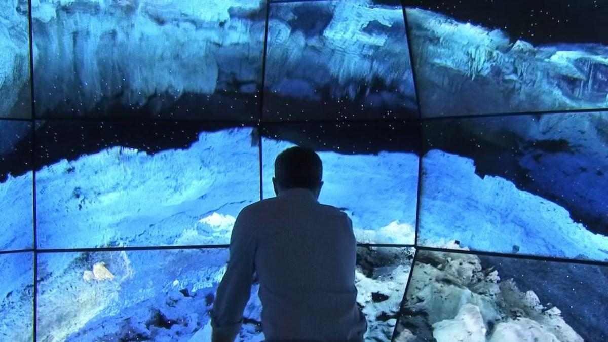 Inside UC San Diego's Virtual Reality Cave