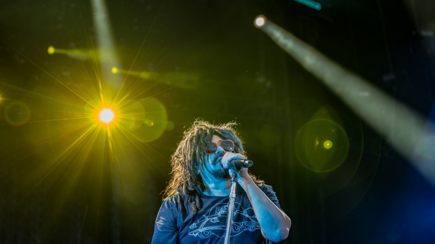 Adam Duritz by Fatima Kelley