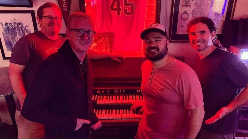 Adams Gone Funky Rosie O Gradys Hammond Organ