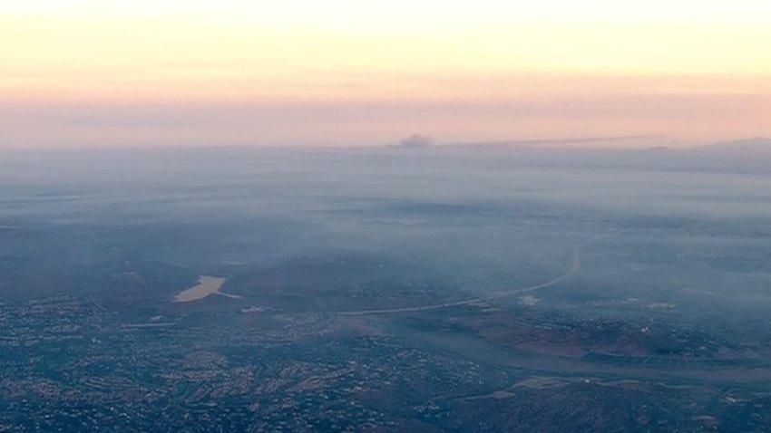 Air-Quality-Haze-Friday