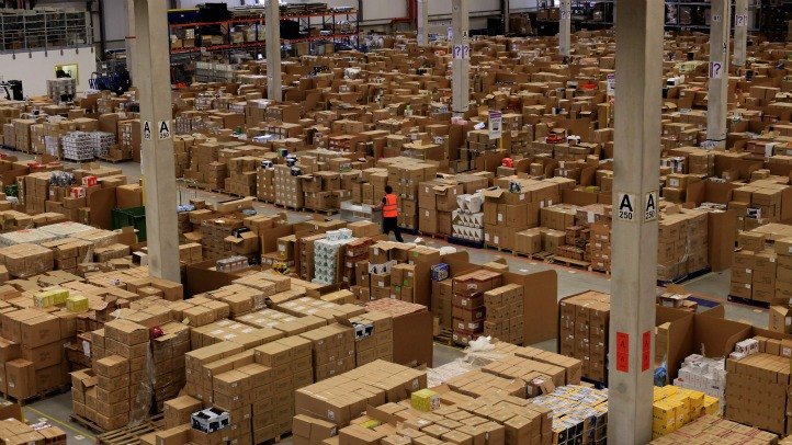 Amazon Warehouse Black Friday 1124