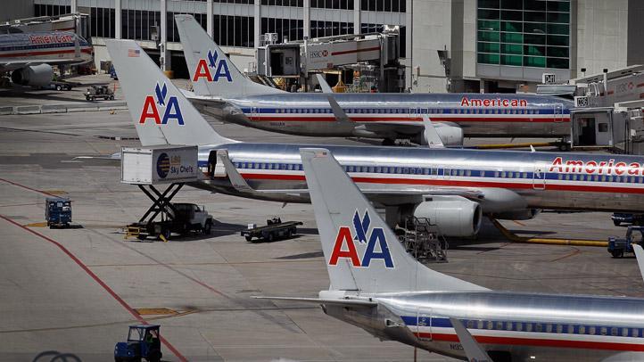 American Airlines generic