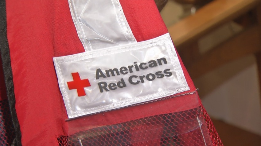 American Red Cross 1200