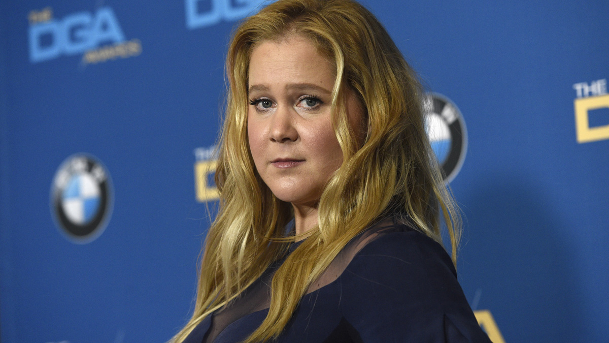 Amy Schumer Sex Video amy schumer claps back at trolls calling her a joke thief