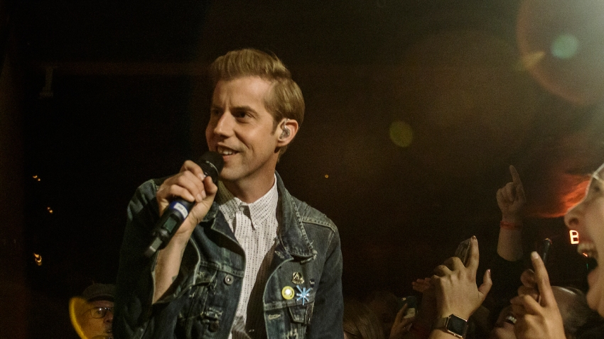 Andrew McMahon by Connie Bolger