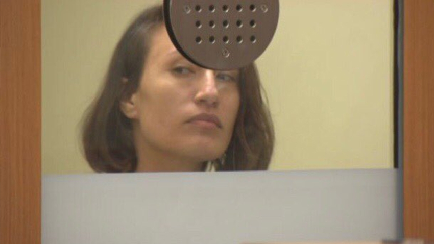 Anna Conkey in court