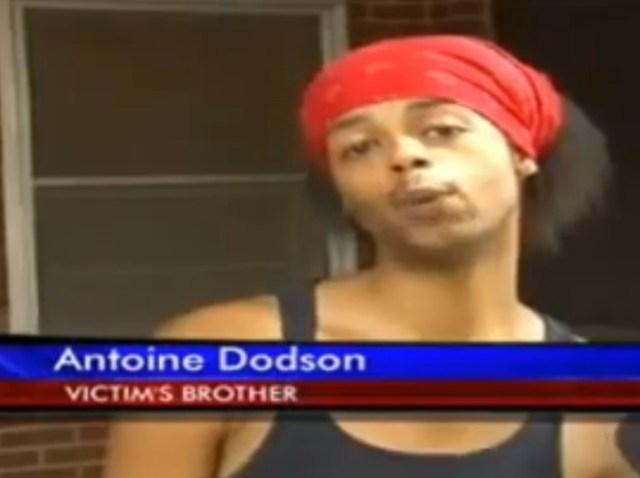 Antoine Dodson Bed Intruder