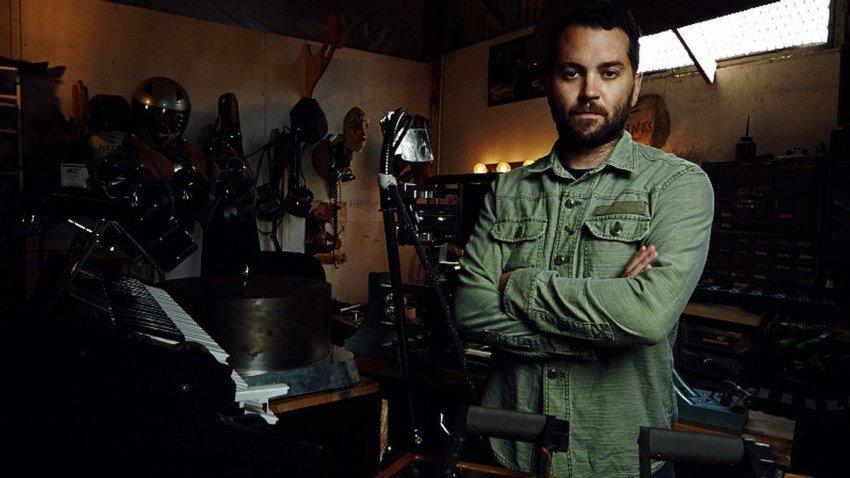Author and Punisher Press Photo