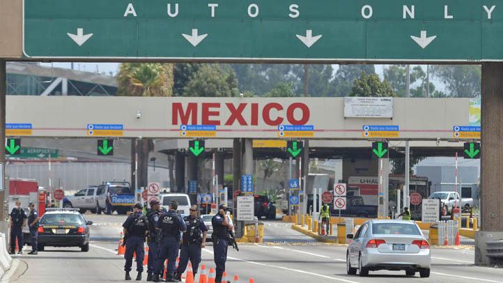 Border Crossing Accident