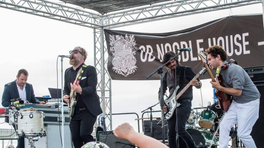 Bang Pow Oysterfest SoundDiego LIVE