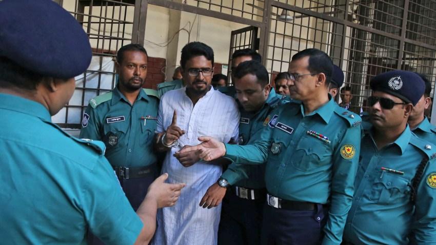 Bangladesh Militant Verdict