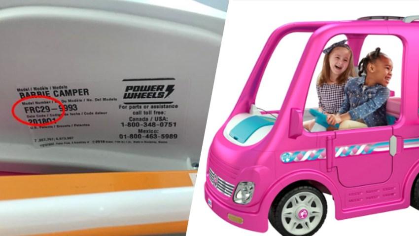 Barbie-recall
