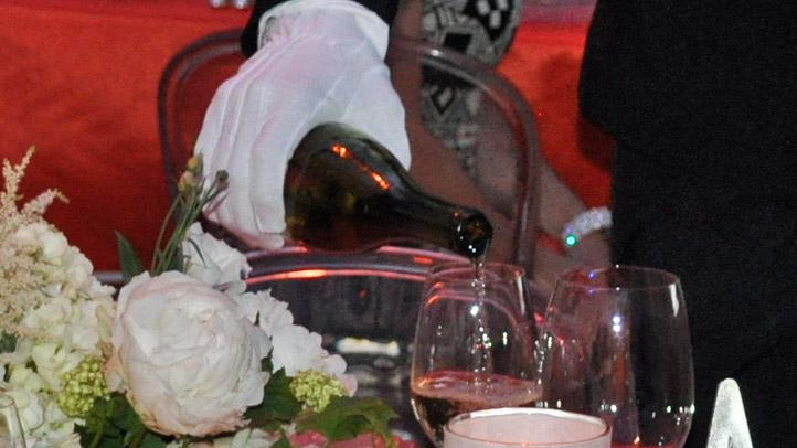 Barnes Gala Wine Pour