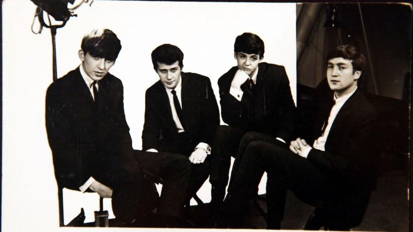 Beatles Fair Lands Original Beatles Drummer Pete Best ...