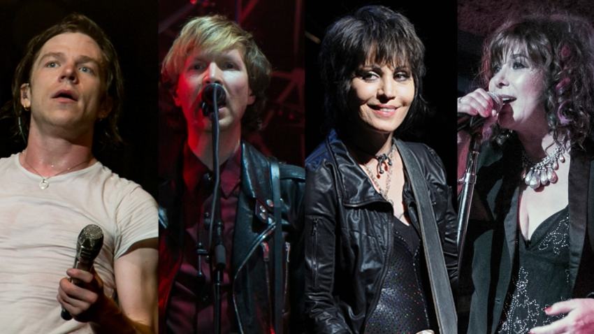 Beck Heart Joan Jett Cage the Elephant 2019
