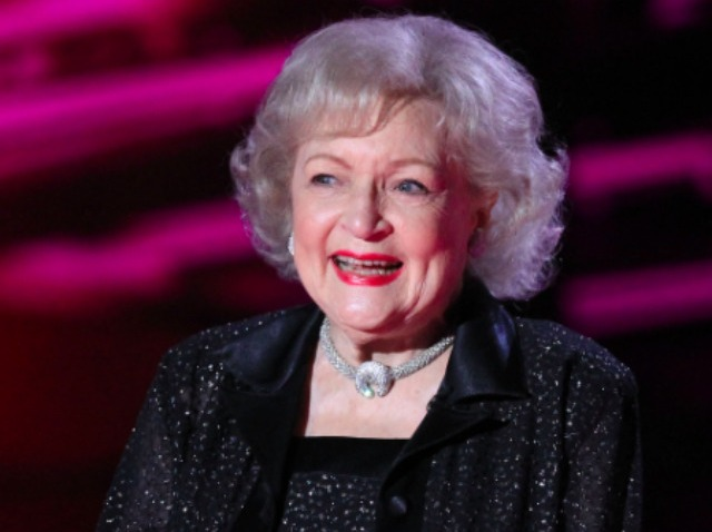BettyWhiteOscarsNBC