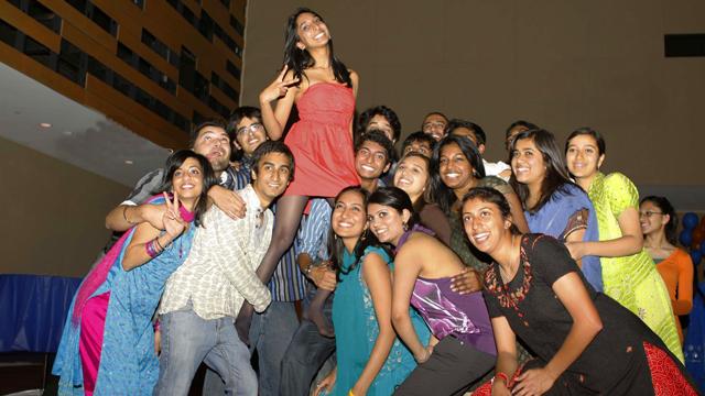 Bhangra at UCSD