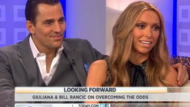 Bill and Giuliana on Today