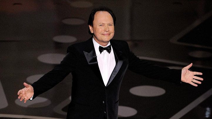 Billy Crystal Oscars 2012