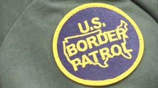 Border Patrol logo generic
