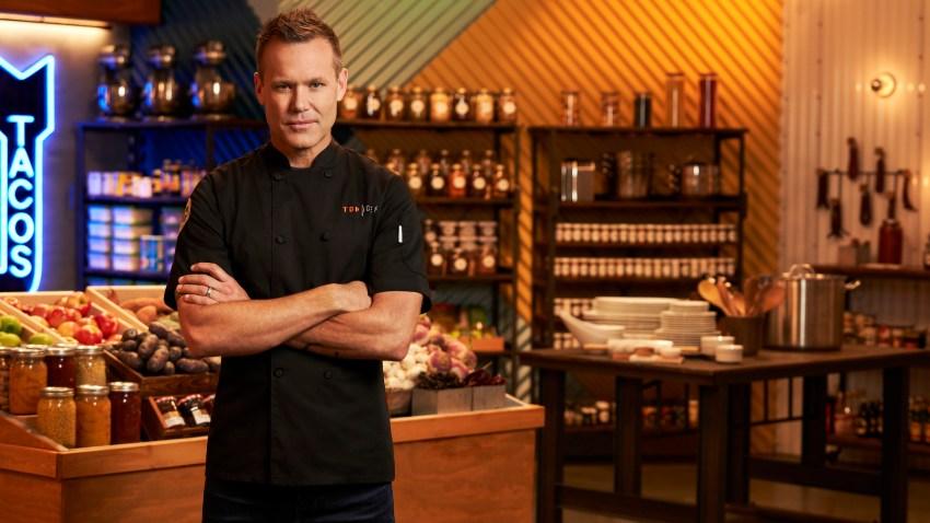 """Chef Brian Malarkey on the TV show """"Top Chef"""""""