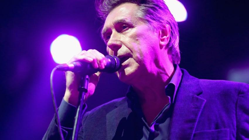 Bryan Ferry at Coachella