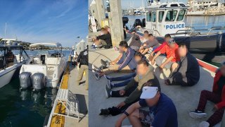 CBP Smuggling