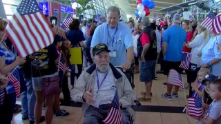 Honor Flight San Diego donation