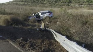 SUV Crash Leaves Driver Dead