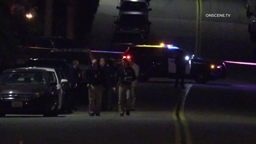 Police investigating homicide