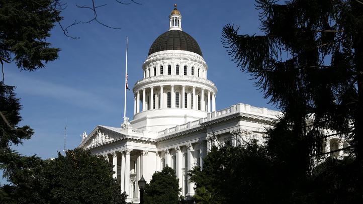 California State Capitol [genericsla]