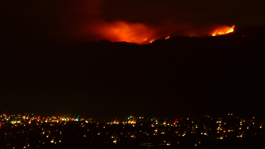 Camp-Pendleton-Fires-October-2017