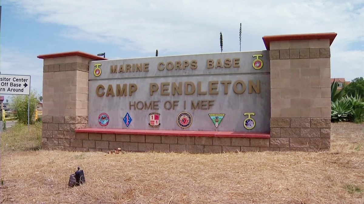 Camp Pendleton Orders Marines to Follow CA Shelter in Place
