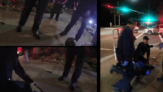 Carlsbad PD Officer Released Video