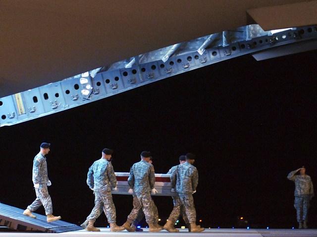 Casualty Return Afghanistan Staff Sgt. Conrad A. Mora