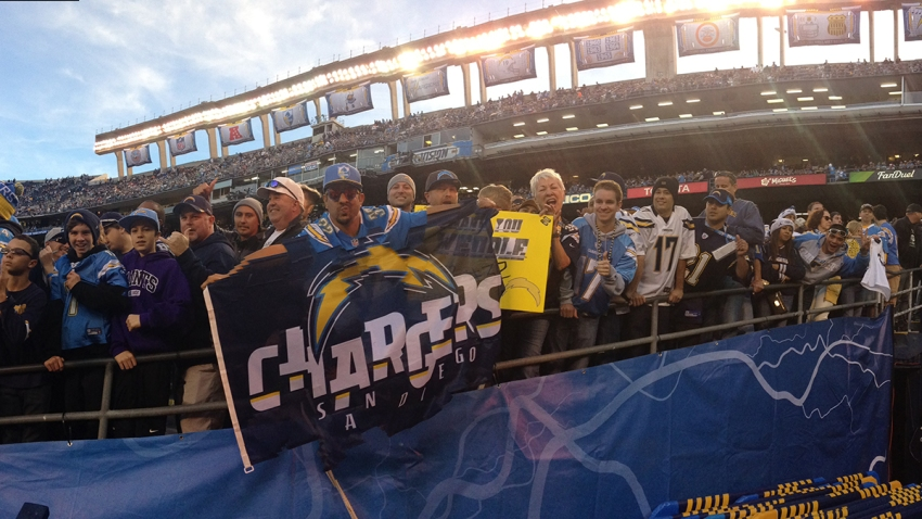 Chargers 1221