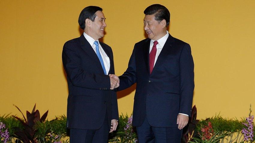 Singapore China Taiwan