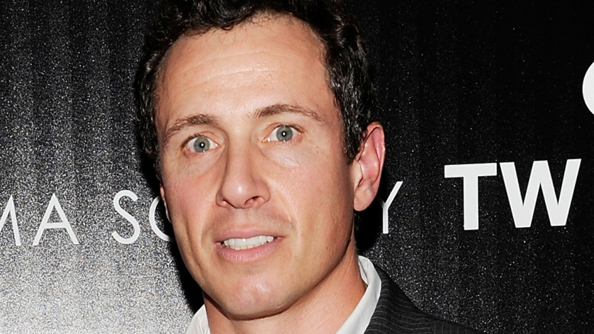 """In this April 16, 2012, file photo, Chris Cuomo attends the premiere of the film """"Safe"""" in New York."""
