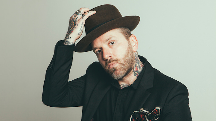 City and Colour Press Photo