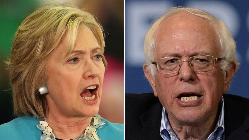 Clinton-Sanders