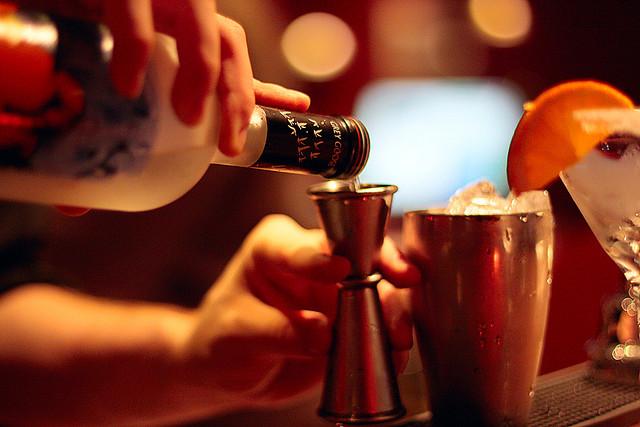 Cocktail event boston