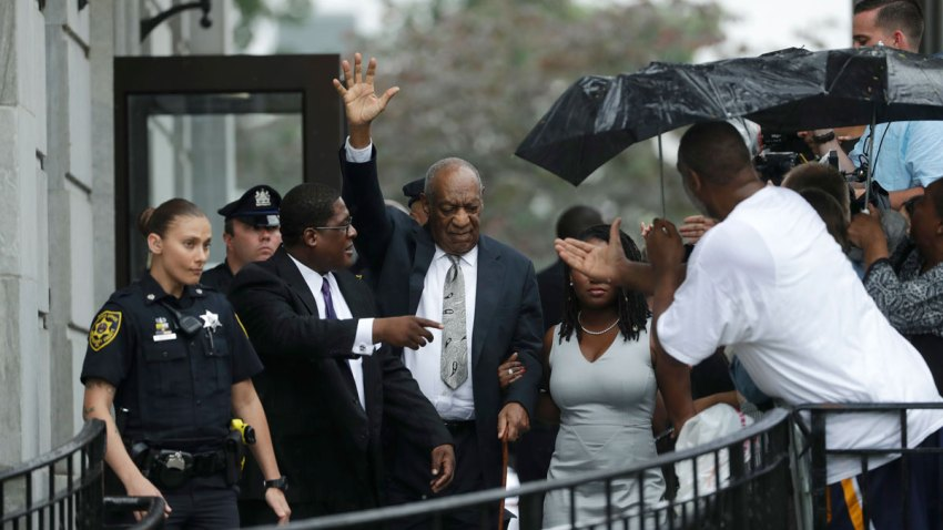 APTOPIX Bill Cosby