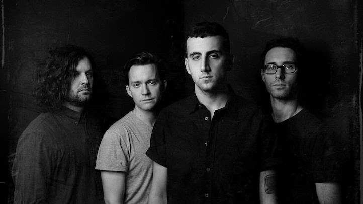 Cymbals Eat Guitars by Shervin Lainez