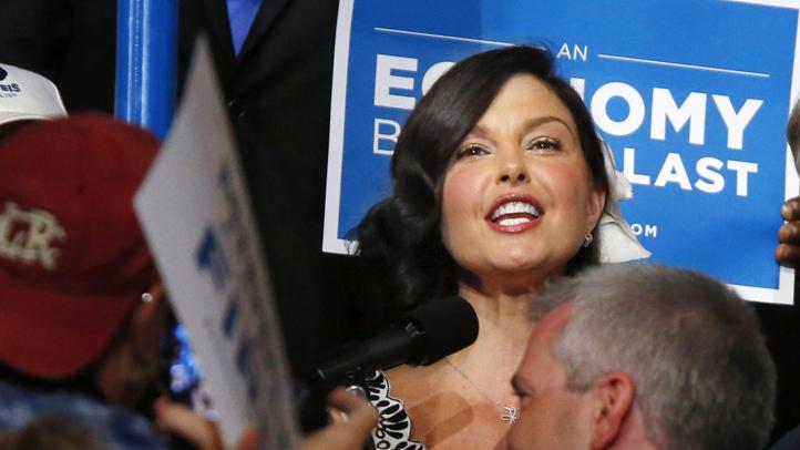 Ashley Judd Demo. Conv