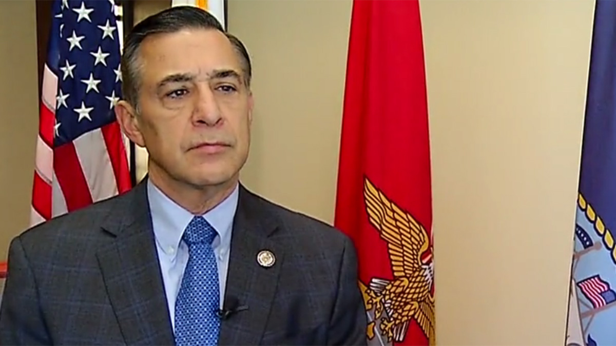 50th District Voters React to Rep. Issa's 'No' Vote on Impeachment